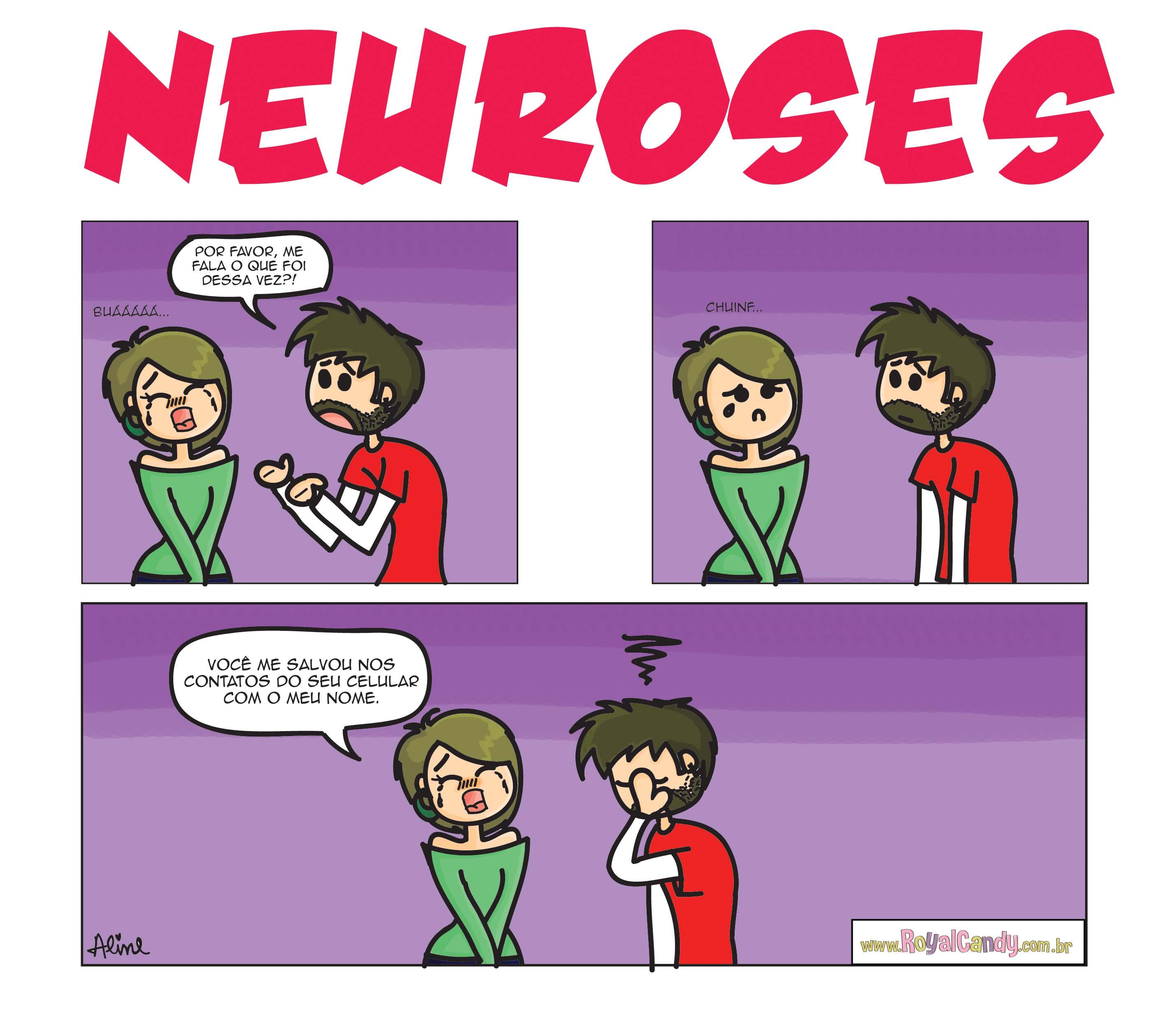 Neuroses Royal Candy